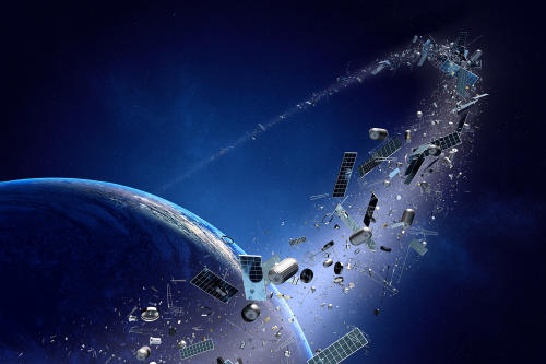 Europa guiará la primera operación de limpieza de la basura espacial en órbita