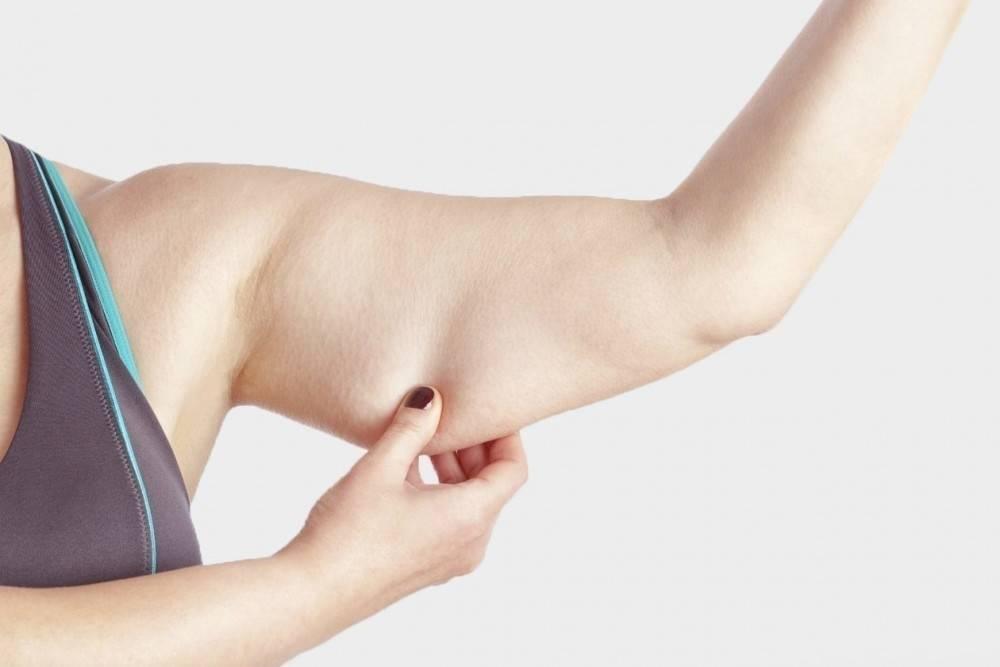 Método casero para tratar la flacidez de los brazos