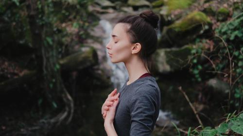 ¿Cuándo fue la última vez que te concentraste en tu respiración?