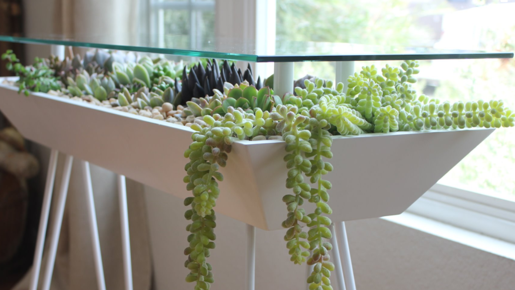 Meet the Blooming Tables and Turn Your Tables into Gardens
