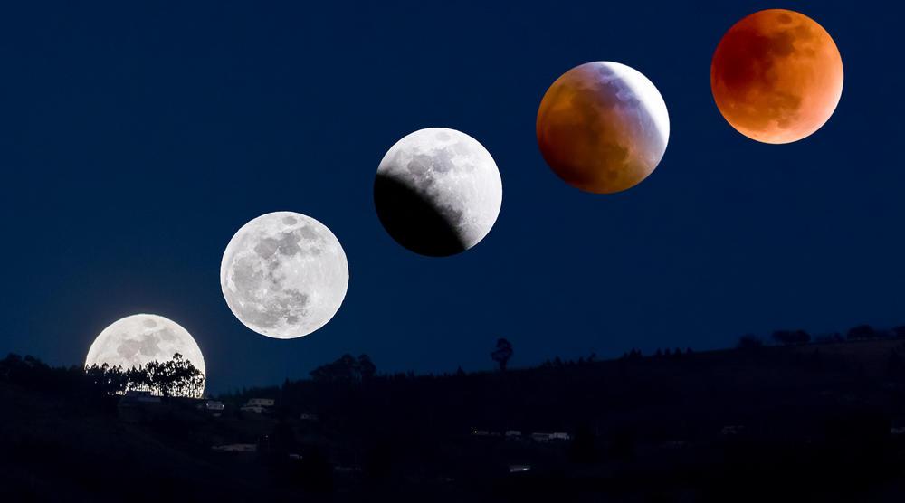 Eclipse lunar: 4 preguntas para hacernos y acompañar la energía que trae