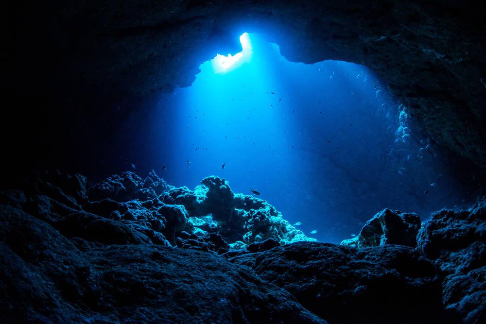 Hallaron 5.000 pozos submarinos y no se sabe cómo se formaron