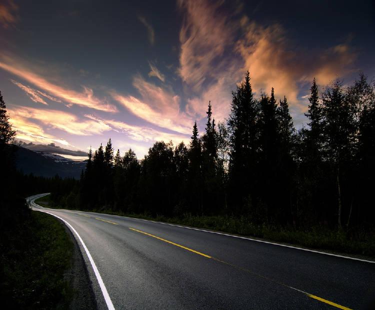 carreteras magicas de noruega