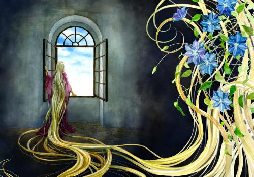 La verdadera historia de Rapunzel no es tan mágica