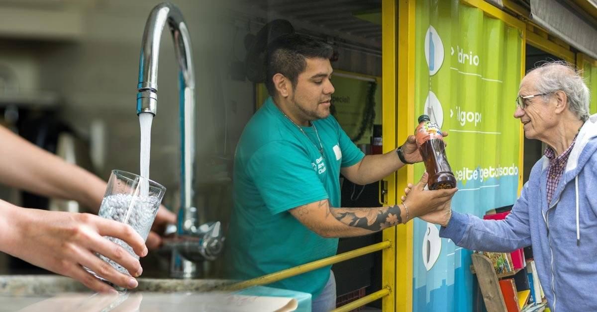 La Ciudad de Buenos Aires realizó una campaña para cuidar el agua
