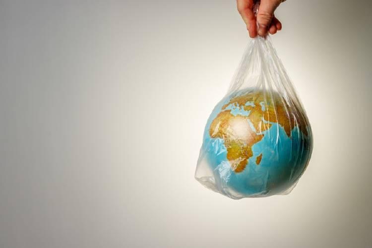 bolsa plastico planeta