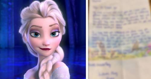 Por qué esta niña le pide a Disney que las princesas se parezcan más a ella