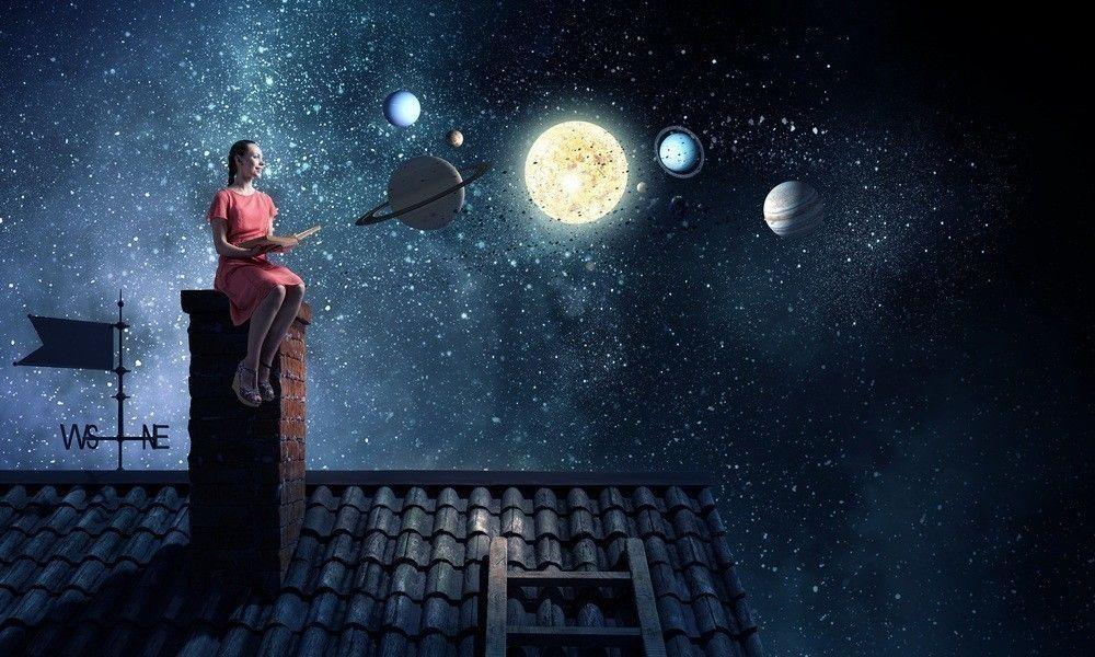 pedirle algo al universo