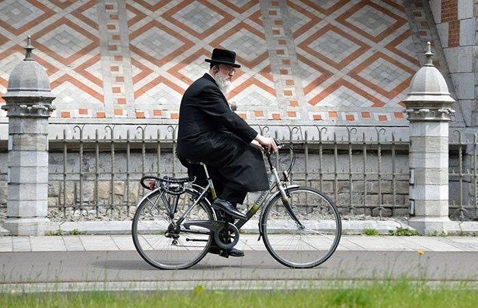 bicicleta amberes