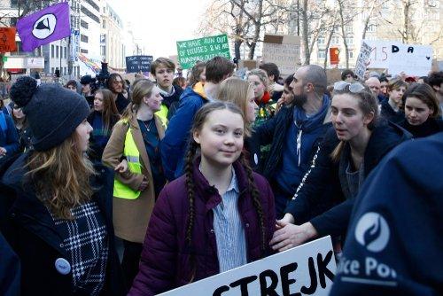 Greta Thunberg ha convocado a una marcha mundial contra el cambio climático
