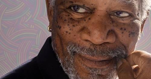 El secreto de Morgan Freeman para vivir con entusiasmo a pesar de su enfermedad