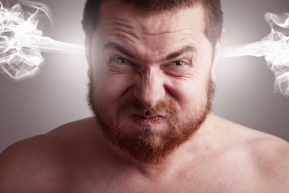 Qué le pasa a tu cuerpo cuando estás furioso y cómo controlarte