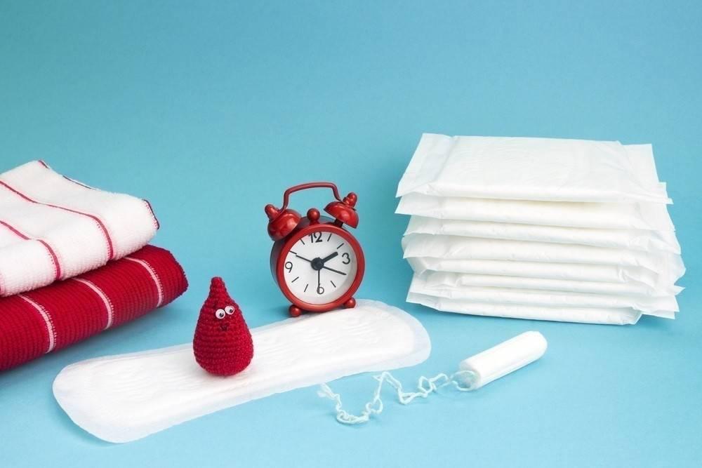 12 tipos de menstruación y lo que significan para tu salud