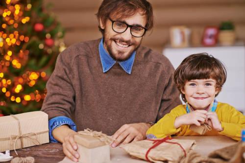 Manualidades navideñas para los más pequeños de la casa
