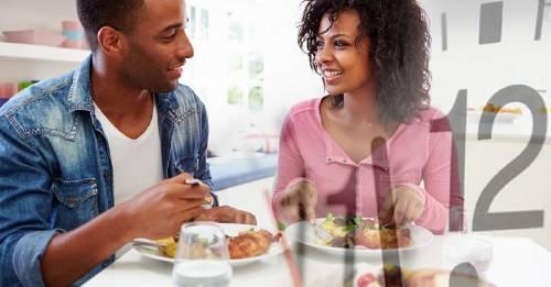 A qué hora debes comer para bajar más rápido de peso