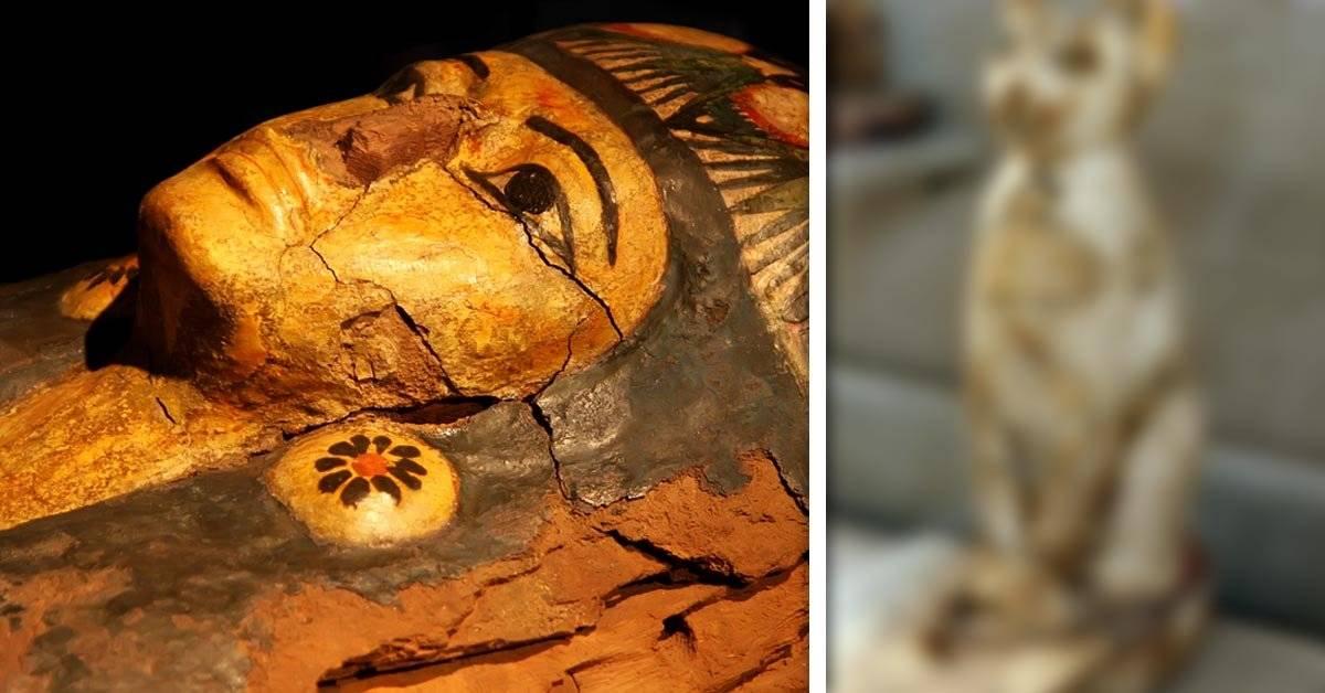 Encuentran decenas de momias de gatos en tumbas de Egipto: ¿Qué significan?