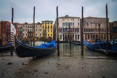 El día en que Venecia se quedó sin agua