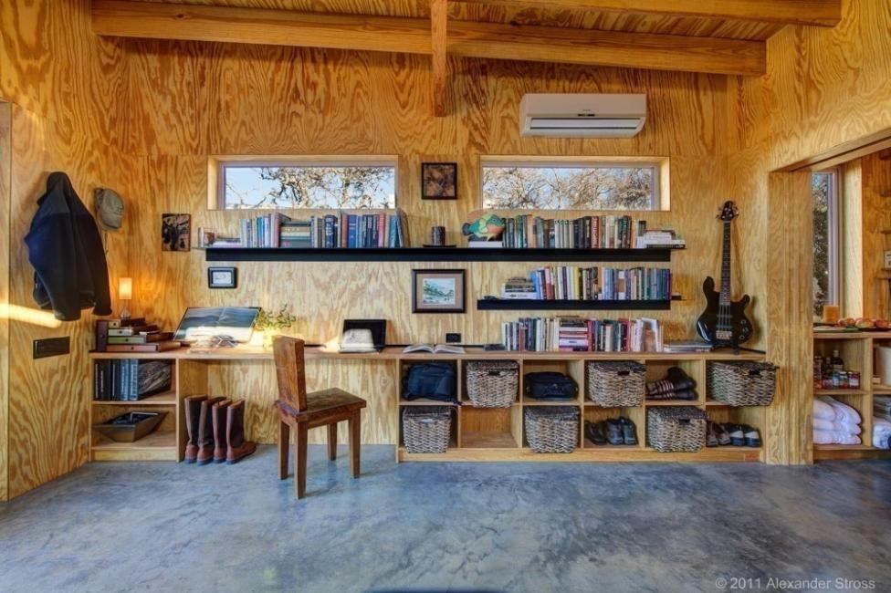 amigos construyeron un pequeño pueblo para vivir siempre juntos- biblioteca