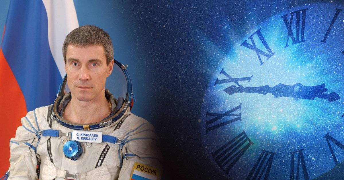 Este hombre tiene el único récord mundial de viaje en el tiempo