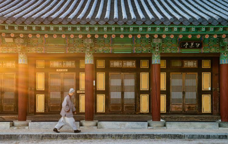 Significado de los lunares en Corea