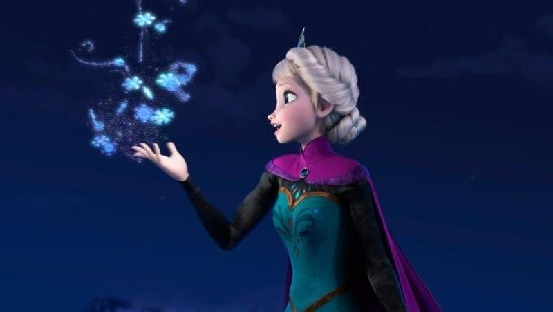 Frozen recaudó US$ 1.276.480. 335