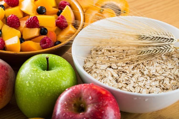 fruta fibra dieta
