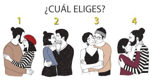 Test: elige tu abrazo preferido y descubre qué es lo que más te importa en el am