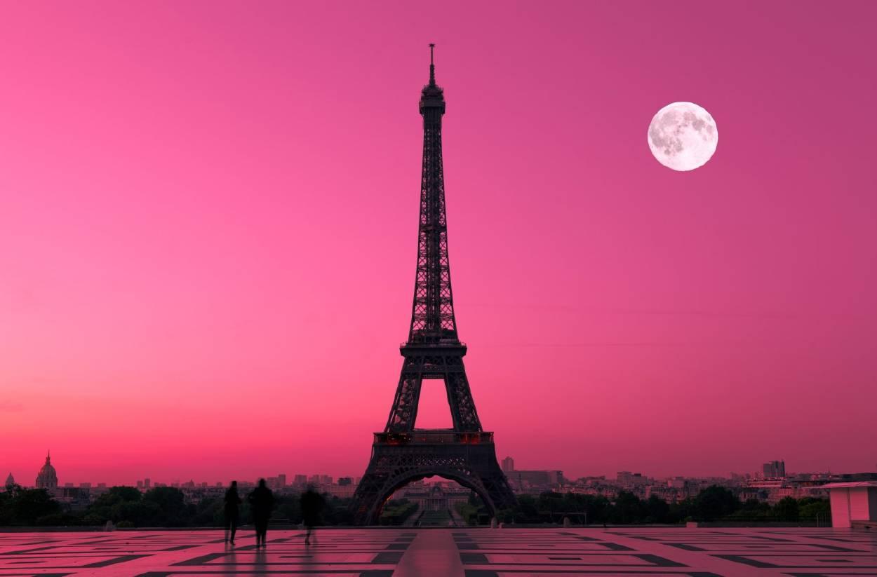 En París todo el tránsito se detuvo por esta razón