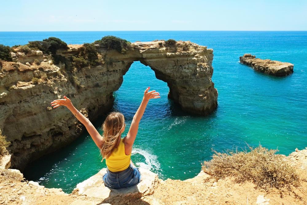 El Algarve, una joya dorada bañada por el Atlántico