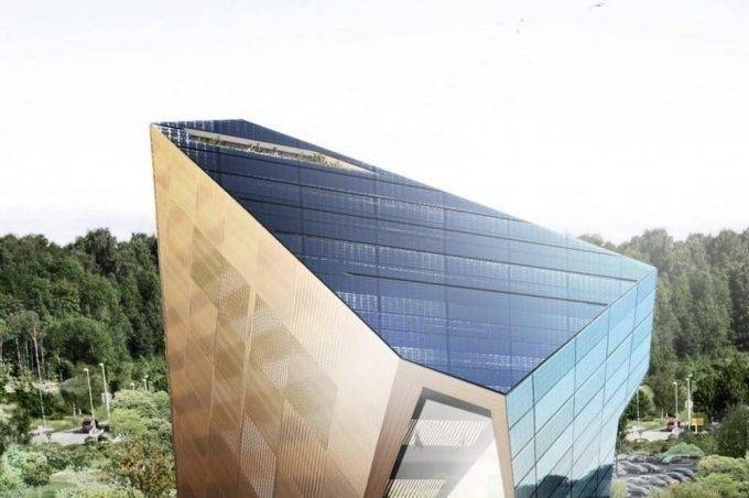 Este edificio produce energía y desafía a la ciencia