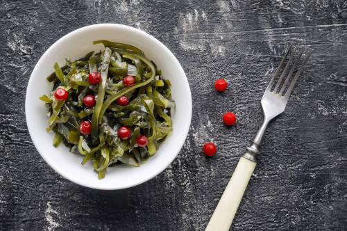 Consejos para incorporar algas marinas en la cocina
