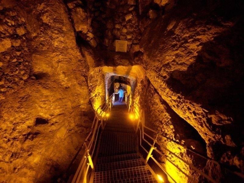 """Un hallazgo arqueológico en Jerusalén """"demuestra que uno de los pasajes de l.."""
