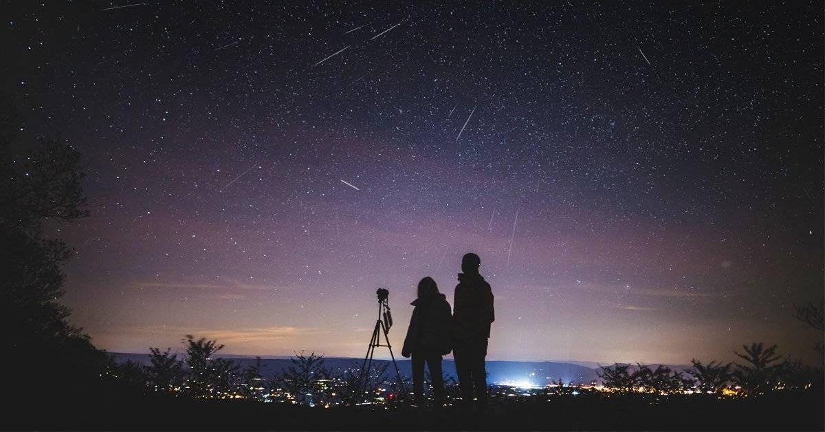 ¡Llegan las gemínidas! ¿Dónde podrás ver la última lluvia de estrellas del año?