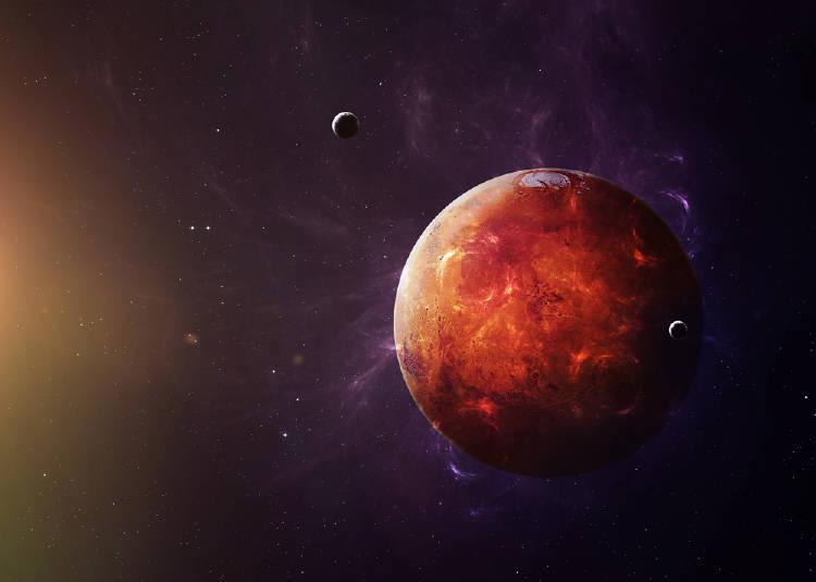 Cómo afecta Marte en las relaciones