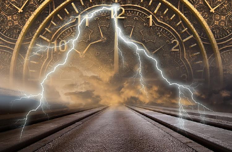 Reloj y universo