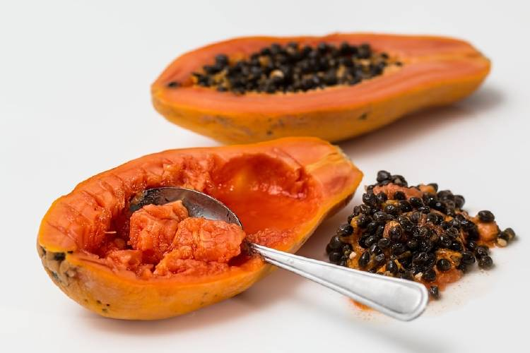 Papaya: remedio natural para la gastritis