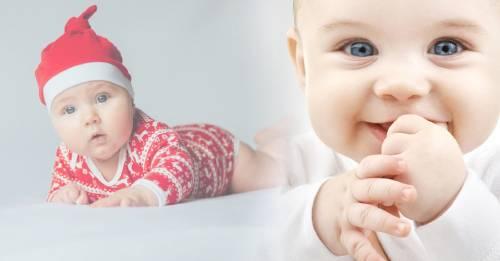 Curiosidades de los bebés nacidos en diciembre: son muy especiales