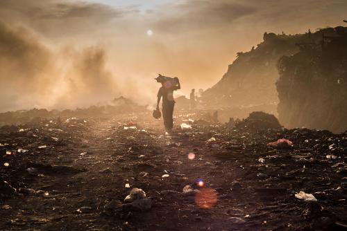 Hoy celebramos el Día de la Acción Global contra la Incineración de Residuos