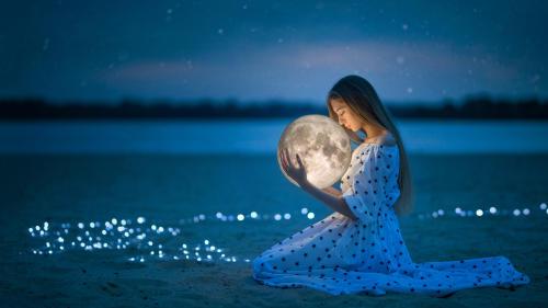 La Luna llena en Piscis nos invita a reflexionar sobre nuestro lugar en el mundo