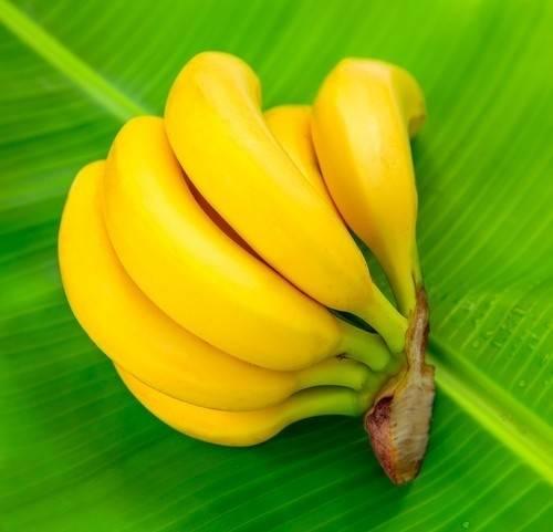 Plátanos: dulces fuentes de minerales