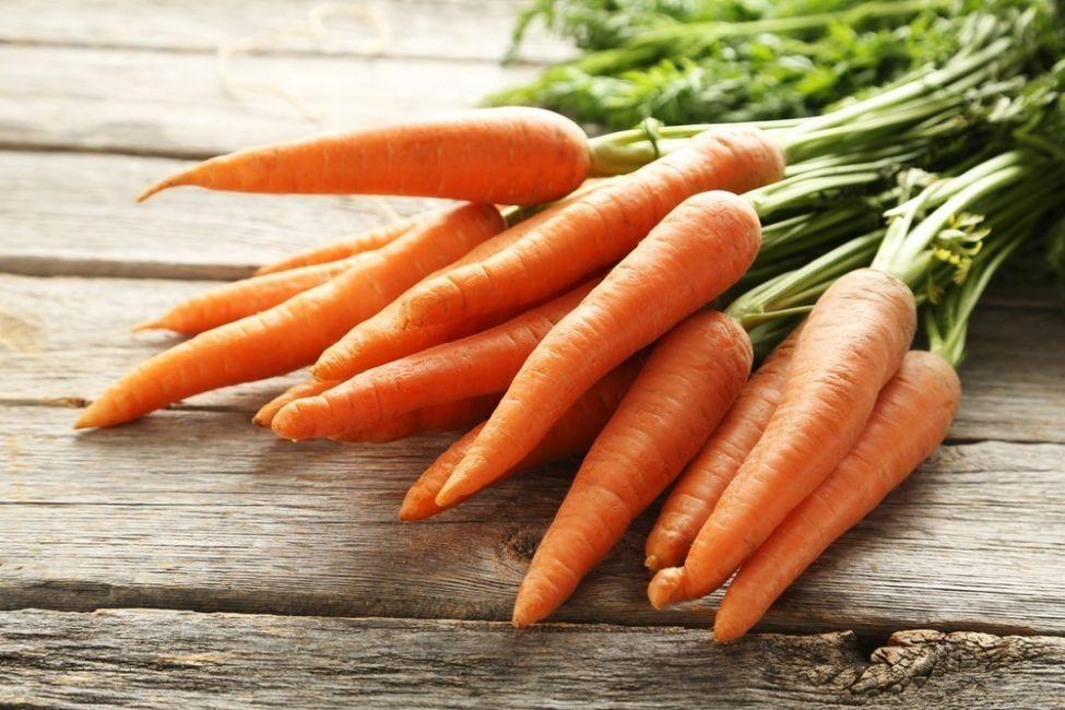 jugo de zanahorias