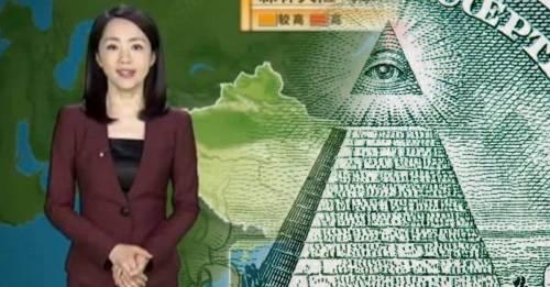 Esta presentadora china no ha envejecido ni un día en 22 años y nadie conoce..