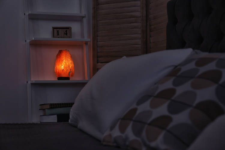 lampara cuarto