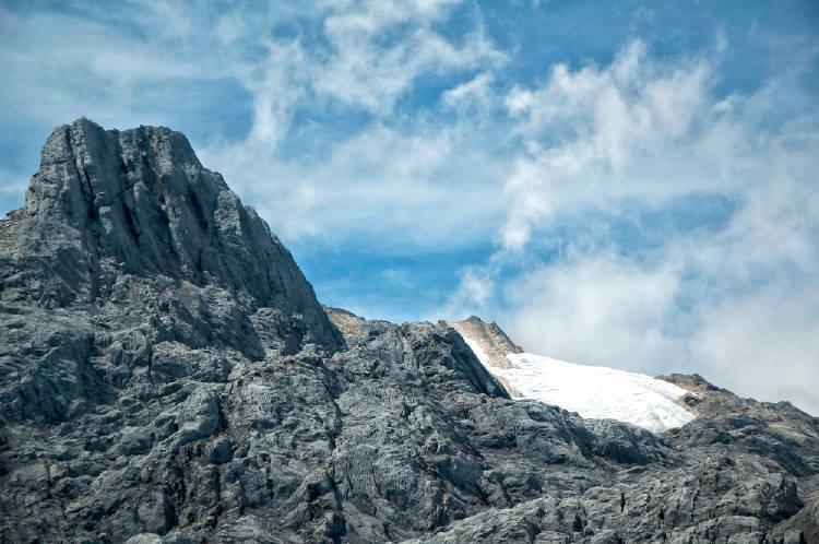 glaciar indonesia