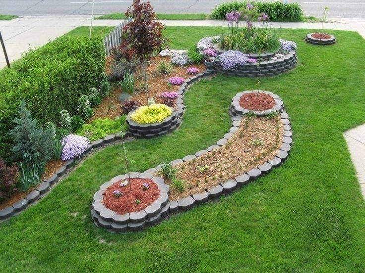 Cómo hacer un cantero-isla para embellecer el jardín