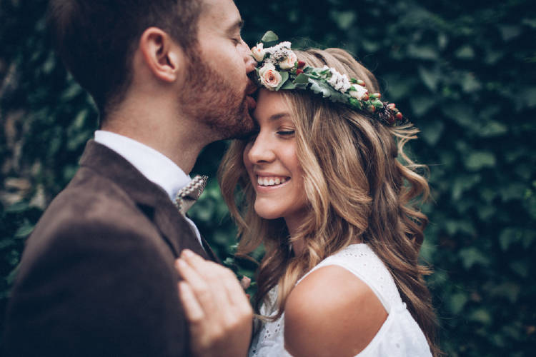 pareja casamiento