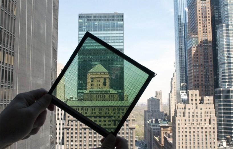 Los paneles solares pronto podrían ser tan transparentes como para ser ventanas