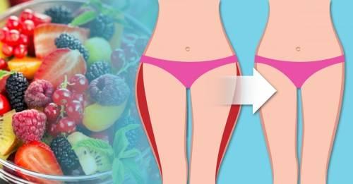 Esta es la fruta que deberías consumir a diario para bajar de peso y mejorar ..