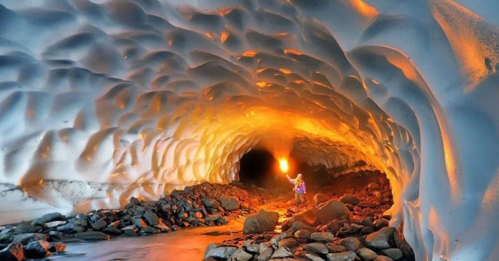5 cuevas únicas en el mundo que cambiarán tu forma de percibir con los senti..