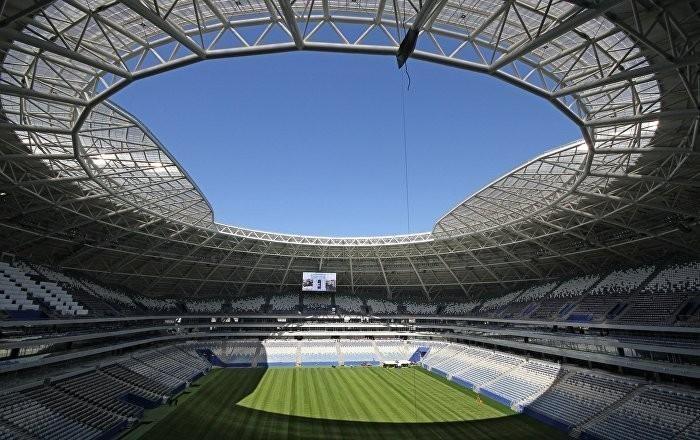 El Estadio Olímpico Luzhnikí empleará únicamente luces led para el ahorro eléctrico